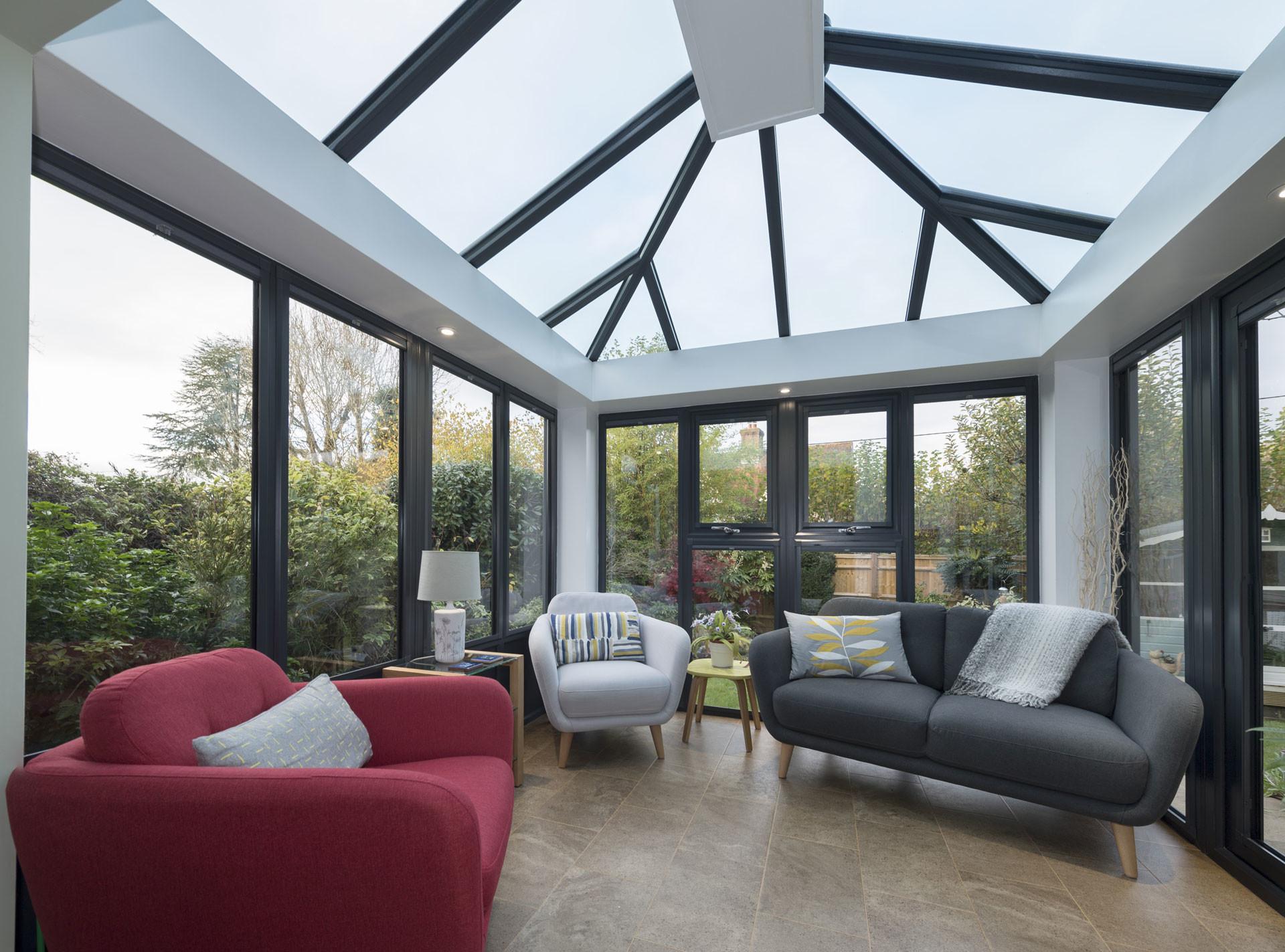 Orangery Roofs Stoke-On-Trent