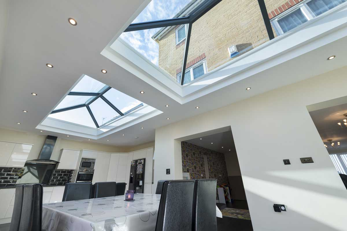 Roof Lantern Prices Staffordshire