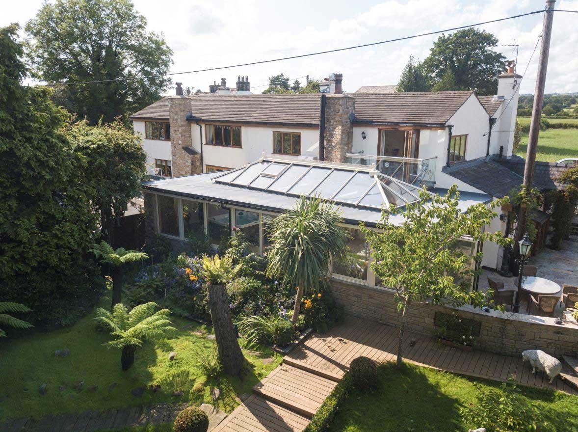 Roof Lantern prices Stoke