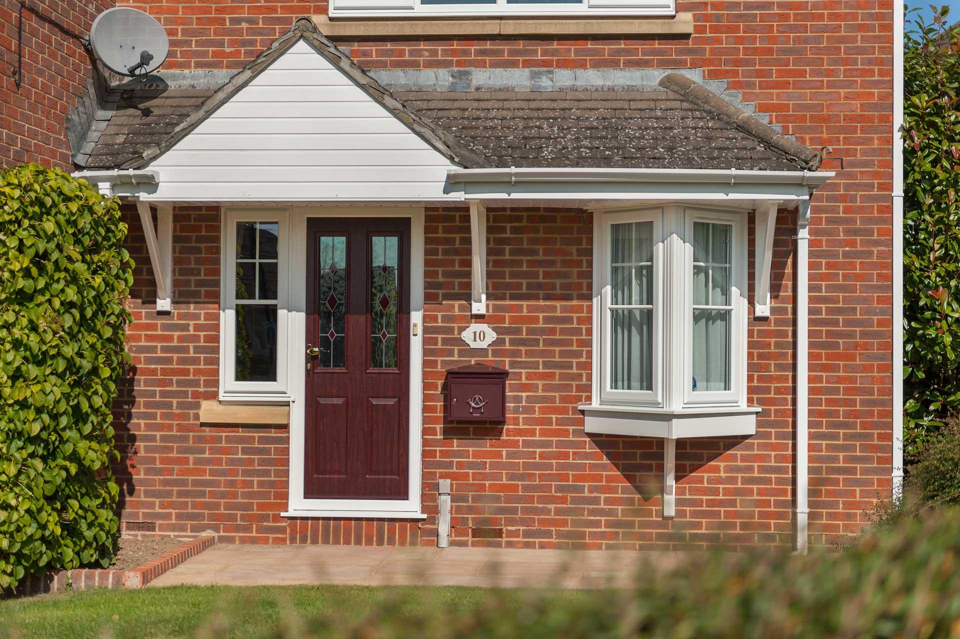 Front Door Prices Staffordshire