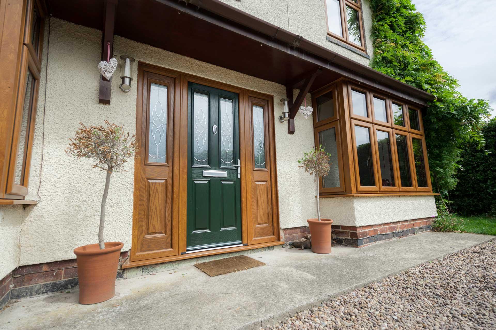 uPVC Door Prices Staffordshire