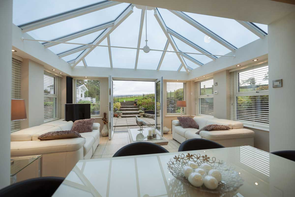 Glass Conservatory Roofs Supply Only Stoke-On-Trent