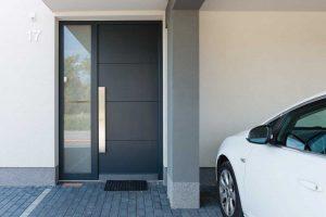 Aluminium Residential Doors Staffordshire