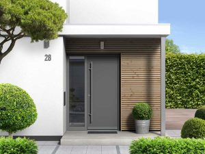 Aluminium Front Doors Stoke-On-Trent
