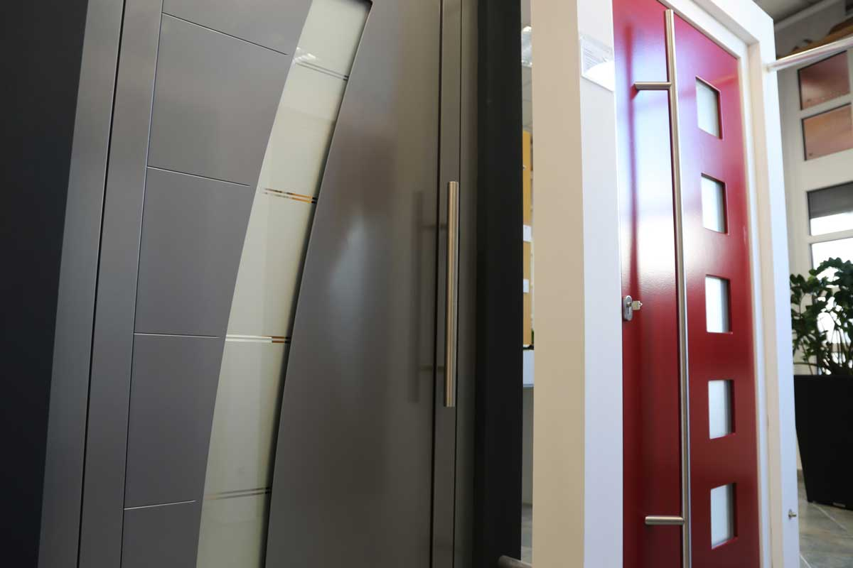 Aluminium Doors Stoke-On-Trent