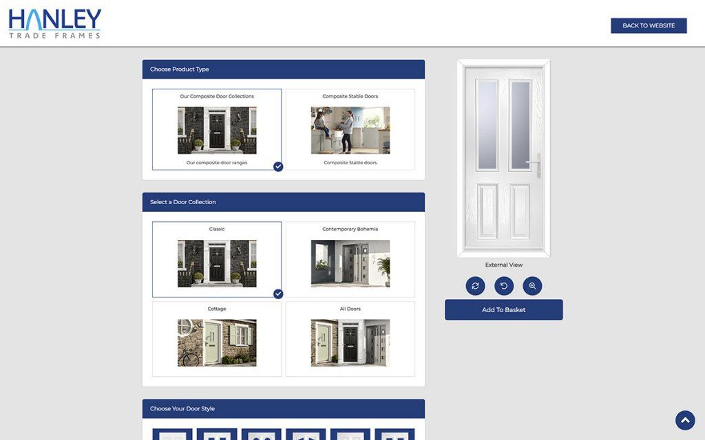 Hurst Door Designer